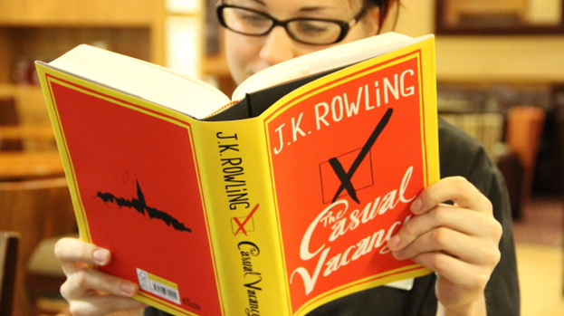 J K Rowling's The Casual Vacancy Meets BBC One